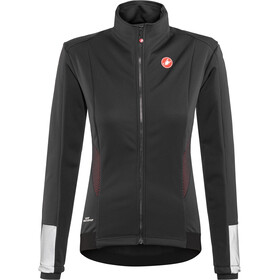 Castelli Mortirolo 3 Jacket Dame light black